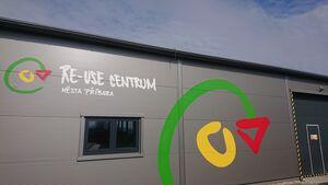 Nový Sběrný dvůr a RE-USE centrum v Příboře